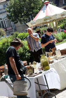 Brocante Place Carnot